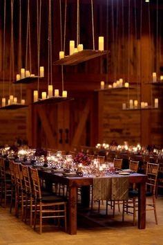 rustic barn wedding table setting ideas