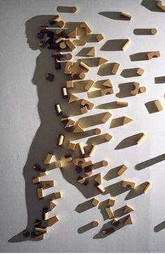 Light and shadow artist Kumi Yamashita