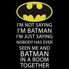 Batman or Not?