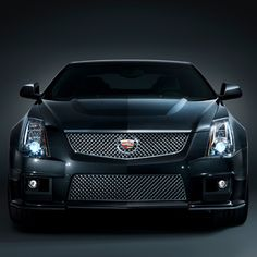 Cadillac CTS-V Black Diamond Edition...6.2L Supercharged...oooo yes that will be my bad ass Mommy car ;]