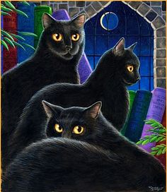 Night Watch  --  Eureka Springs Artists Registry / The Art of Randal Spangler