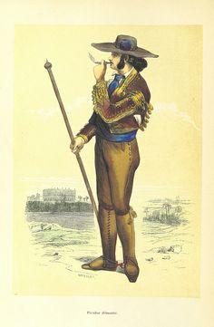 Image taken from page 264 of 'L'Espagne pittoresque, artistique et monumeatale. Mœurs, usages et costumes, par MM. M. de Cuendias et V. de F...