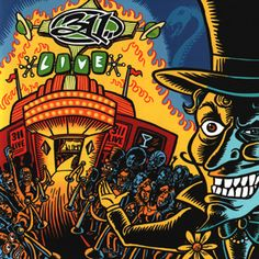 311 is awesome live too...sounded like I was listeningto their cd.