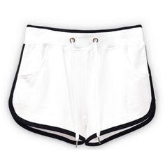 5b5f148a5376 Women s Women Summer Pants Sports Shorts Gym Workout Yoga Short ( 8.55) ❤  liked on