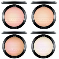 MAC 'In The Spotlight' Collection Extra Dimension Skinfinish shades