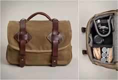 FIELD CAMERA BAG | BY TANNER GOODS | Image