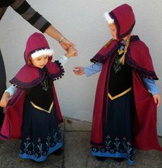 Disney Princess Dress Tutorial | Joy 2 Sew: Disney's Princess Anna Pattern Preview
