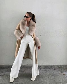 Winter Fashion Outfits, Look Fashion, Winter Outfits, Autumn Fashion, High Fashion, Elegantes Outfit, Looks Chic, Mode Inspiration, Mode Outfits