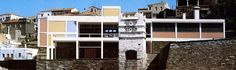 Xenia Hotel Mykonos Xenia Hotel, Mykonos Hotels, Athens, Greek, Mansions, House Styles, Home Decor, Architecture, Mansion Houses