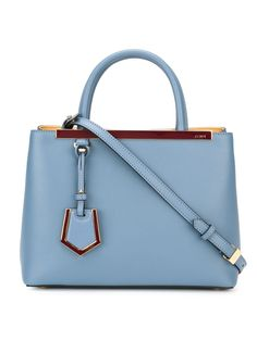 Fendi Bolsa Tote Modelo '2jours' - Fendi - Farfetch.com Mais