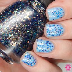China Glaze Spring 2016 House of Colour Collection; Moonlight The Night