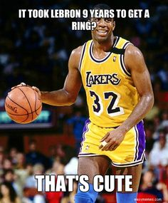 Got one my rookie season!! Magic Johnson, Lakers, Showtime