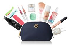 """""""What's in my makeup bag"""" by peypeythehappygirl ❤ liked on Polyvore"""