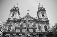 Church Nossa Senhora da Candelária Rio de Janeiro
