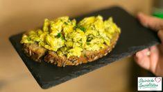 Steirische Kernöleierspeis Quiche, Muffin, Food And Drink, Veggies, Snacks, Breakfast, Austria, Peasant Bread, Healthy Vegetarian Recipes