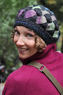 Ravelry: Fourth Grade Hat pattern by Abby Franquemont
