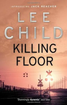Killing Floor: (Jack Reacher 1) by Lee Child, http://www.amazon.co.uk/dp/0553826166/ref=cm_sw_r_pi_dp_kv8vtb14R3038