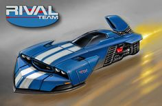 No.2 Rival RTX - Astro Racer by alien99 on DeviantArt