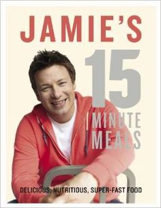 One of Britains most popular cookbooks, following the hugely popular 30 minute meals series, Jamie shares his 15 minute meals.