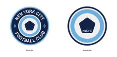 NYCFC Unsolicited Branding Proposal on Branding Served