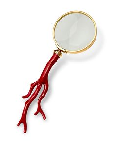 Coral Magnifying Glass - L'Objet