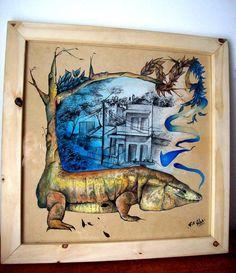 El arte callejero de Fiorela Silva