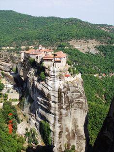 Cele mai frumoase locuri din Europa: Meteora