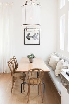 Awesome 30+ Gorgeous Scandinavian Dining Room Design Ideas. More at http://trendecora.com/2018/03/31/30-gorgeous-scandinavian-dining-room-design-ideas/