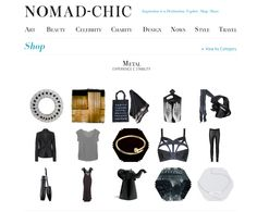 METALLIC http://www.nomad-chic.com/shop/view-by-destination.html