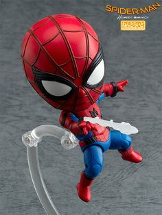 "Universe of goods - Buy ""Disney Marvel Spiderman Homecoming Q version Action Figure Anime Mini Decoration PVC Collection Figurine Toy model gift"" for only USD. Spiderman Action Figure, Hobby Lobby Wedding Invitations, Lego, Disney Marvel, Comic Book Heroes, Avengers Infinity War, Action Figures, Toys, Hobby Shop"
