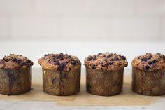 Buttermilk Berry Muffin Recipe