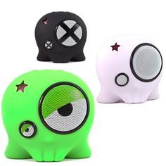 These monsters are speakers. The monsters are speakers!!    http://fab.com/sale/5546/