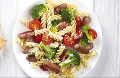 From pasta to soup, we've got five days of delicious recipe inspiration to take the hassle out of dinner times. See more dinner recipes at Tesco Real Food. Healthy Meals To Cook, Easy Healthy Dinners, Healthy Breakfast Recipes, Healthy Cooking, Healthy Recipes, Healthy Kids, Healthy Food, Weekly Recipes, Meat Recipes