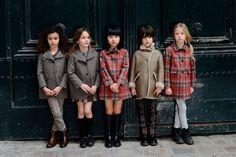 Girl's Jacket Fashion