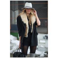 Valentina • @val_zelyaeva #valentinazelyaeva #ralphlauren #nyfw #fw15 #streetstyle #style #fashionweek #fashion #theoutsiderblog #theoutsider #diegozuko