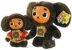 Чебурашка купить в США / русская мягкая игрушка #cheburashka