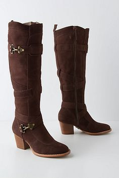 Veckla Boots - Anthropologie.com
