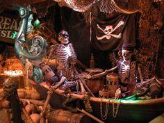 pirate mast halloween - Google Search