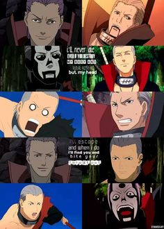Hidan last words