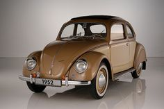 Volkswagen Typ 1 Stoll Coupé (#Beetle) by Auto Clasico, via Flickr