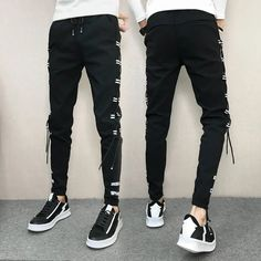 Slim Fit Hip Hop All Match Casual Pants – Benovafashion Jogger Pants, Joggers, Swimsuits, Bikinis, Swimwear, Harem Shorts, Slim Fit Pants, Slacks, Fashion Pants
