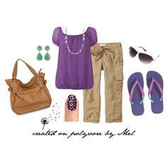 purple :P  Polyvore.com