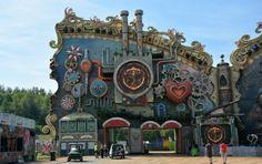 Dit is de nieuwe Main Stage van Tomorrowland (4) - Het Nieuwsblad