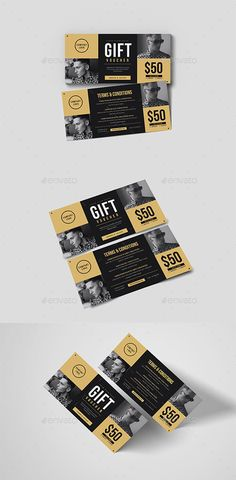 Download GraphicRiver  Hipster Voucher 20761935 Free