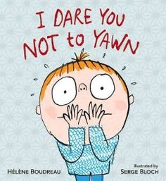 Letter Y = Yawn. A comical cautionary tale for bedtime-resistant youngsters which challenges them to avoid yawning, from a dozing dog and a cuddly blanket to endearing baby orangutans who stretch out long arms for a nighttime hug.