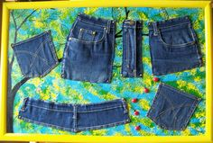 Cool Jeans Storage 1 of Artsy, Cool Stuff, Storage, Jeans, Women, Purse Storage, Larger, Denim, Denim Pants