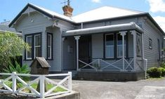 Image result for exterior paint colours for New Zealand villa