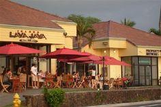 Lava Java, Coffee Shop, Alli Drive, Kailua Kona, Big Island, Hawaii