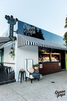 Queen of Pops concept store. Shop 4, 680 Sandgate Road, Clayfield QLD 4011 AUSTRALIA. Photo by Essence Images.