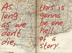 And may I say, it is one hell of a story! Just finished reading Paper Towns. John Green, Hawke Dragon Age, Lizzie Hearts, Motivacional Quotes, Sassy Quotes, Strong Quotes, Poetry Quotes, Attitude Quotes, Qoutes